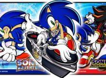 Sonic Adventure 1 y 2 Soundtrack portada laedicionespecial.es