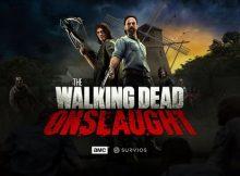 The Walking Dead Onslaught portada laedicionespecial.es