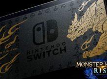 Nintendo Switch Monster Hunter Rise portada laedicionespecial.es