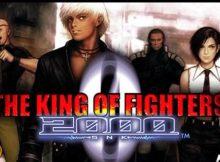 The King of Fighters 2000 portada laedicionespecial.es