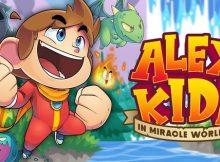 Alex Kid in Miracle World portada laedicionespecial.es