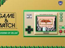 Game & Watch The Legend of Zelda portada laedicionespecial.es