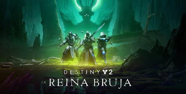 Destiny 2 La Reina Bruja portada laedicionespecial.es